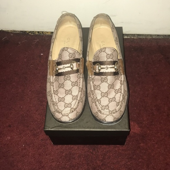 18404c9919ea Gucci Shoes - Gucci Rose Pink Loafers